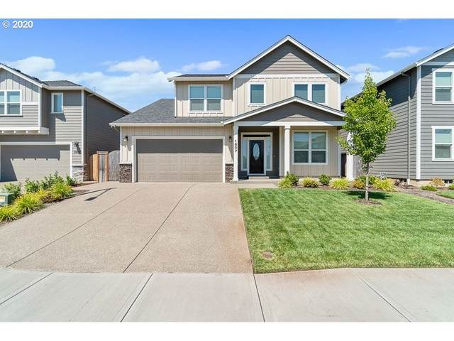 1607 Trent Ave, Keizer, OR 97303 (MLS #20218898) :: Brantley Christianson Real Estate