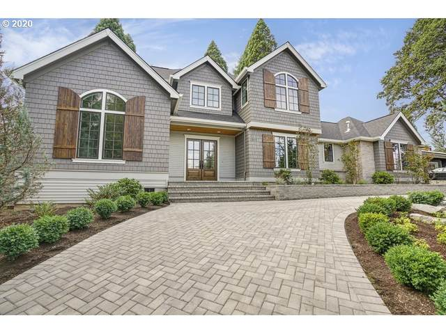 13615 Knaus Rd, Lake Oswego, OR 97034 (MLS #20218972) :: Song Real Estate