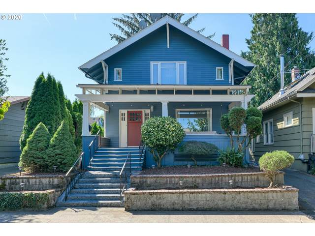 3338 SE Taylor St, Portland, OR 97214 (MLS #20219301) :: The Liu Group