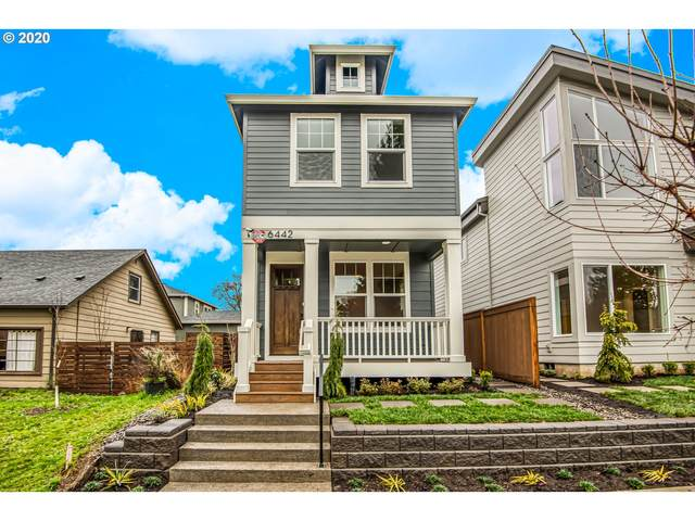 6442 NE 31ST Ave, Portland, OR 97211 (MLS #20219670) :: Homehelper Consultants