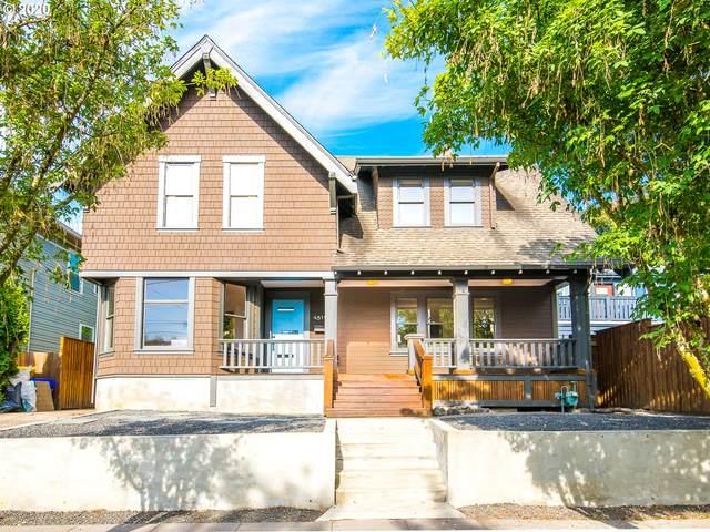 4819 NE Cleveland Ave, Portland, OR 97211 (MLS #20220113) :: TK Real Estate Group