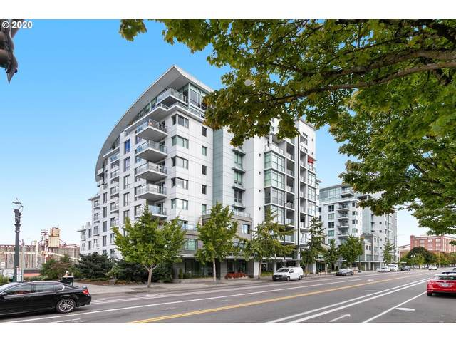 1310 NW Naito Pkwy 103A, Portland, OR 97209 (MLS #20220493) :: Change Realty