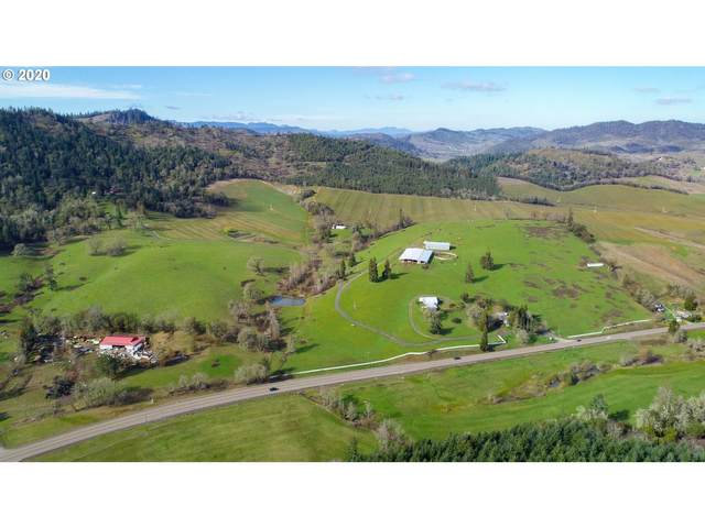 291 Quarter Horse Ln, Winston, OR 97496 (MLS #20220555) :: Townsend Jarvis Group Real Estate
