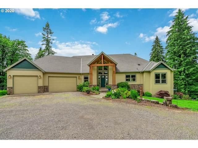 222 Brown Rd, Washougal, WA 98671 (MLS #20220832) :: Premiere Property Group LLC