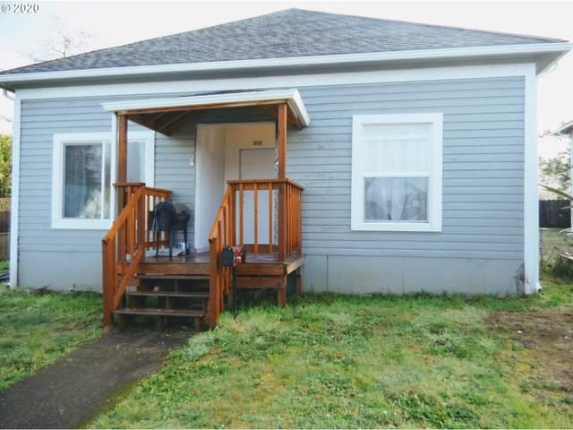 374 N Elliott St, Coquille, OR 97423 (MLS #20220872) :: Homehelper Consultants