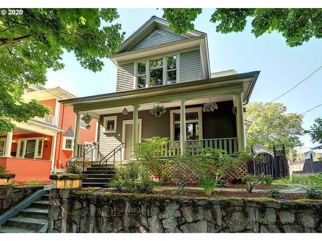 63 NE Cook St, Portland, OR 97212 (MLS #20221014) :: Townsend Jarvis Group Real Estate