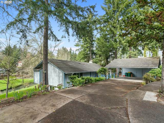 15095 SW Wheaton Ln, Beaverton, OR 97007 (MLS #20221148) :: Lucido Global Portland Vancouver