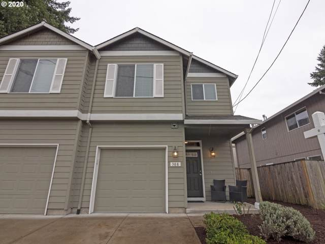 388 NW Lincoln St, Hillsboro, OR 97124 (MLS #20221410) :: Next Home Realty Connection