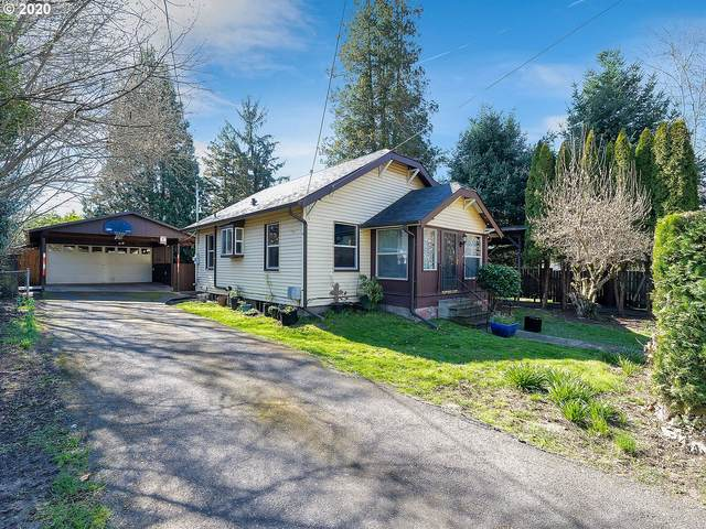3530 SE Rockwood St, Milwaukie, OR 97222 (MLS #20221532) :: Stellar Realty Northwest