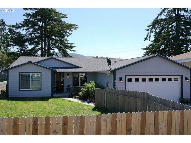 612 Pioneer Rd, Brookings, OR 97415 (MLS #20222093) :: Premiere Property Group LLC
