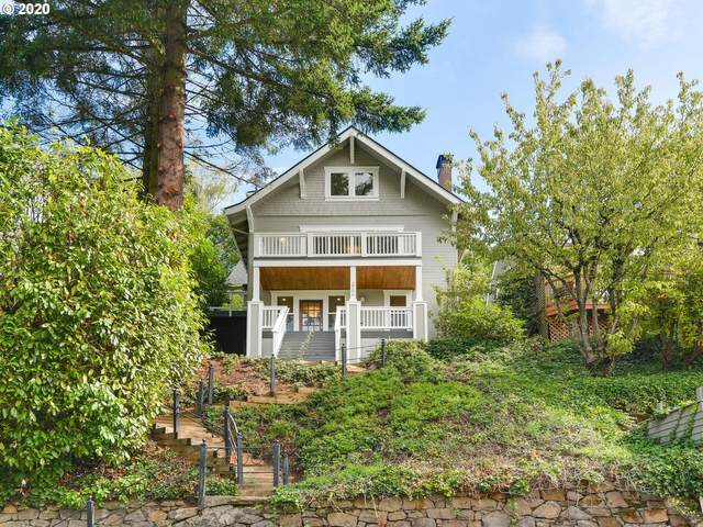 2796 SW Montgomery Dr, Portland, OR 97201 (MLS #20222364) :: The Galand Haas Real Estate Team