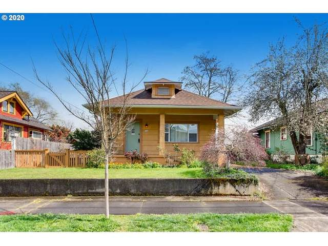 9743 N Syracuse St, Portland, OR 97203 (MLS #20222604) :: Gustavo Group