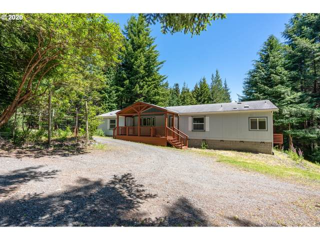 41998 Humbug Way, Port Orford, OR 97465 (MLS #20223060) :: Stellar Realty Northwest