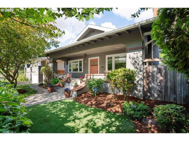 4225 NE Couch St, Portland, OR 97213 (MLS #20223213) :: Fox Real Estate Group