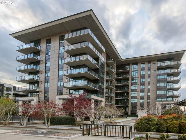 1830 NW Riverscape St NW #402, Portland, OR 97209 (MLS #20223455) :: Fox Real Estate Group