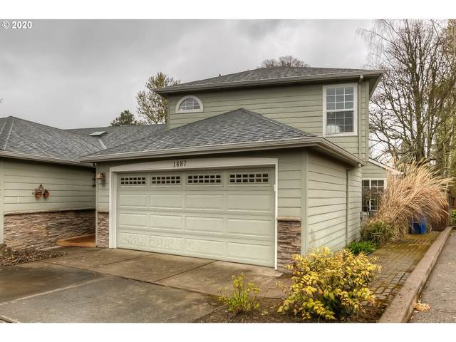 1487 NW Westbrook Dr, Salem, OR 97304 (MLS #20223570) :: Fox Real Estate Group