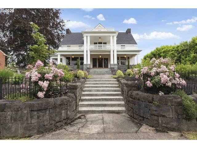 5631 SE Belmont St, Portland, OR 97215 (MLS #20223673) :: Holdhusen Real Estate Group