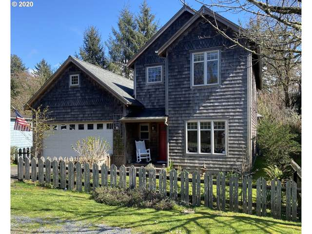 625 N Larch St, Cannon Beach, OR 97110 (MLS #20224150) :: Gustavo Group