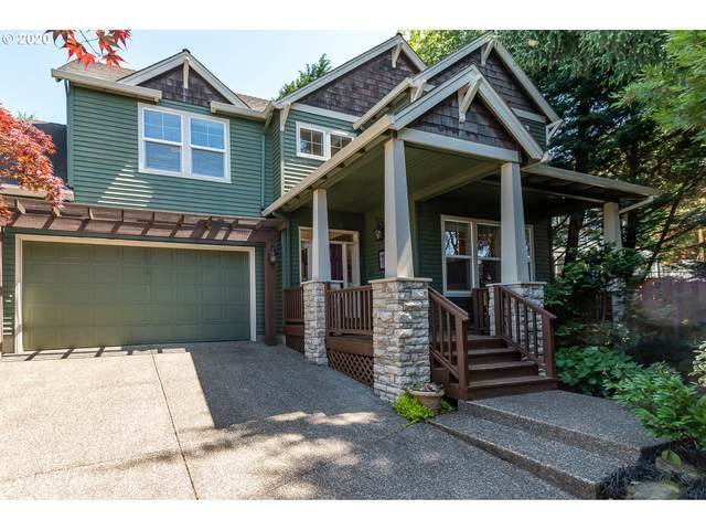 9684 NW Nottage Dr, Portland, OR 97229 (MLS #20224263) :: Gustavo Group