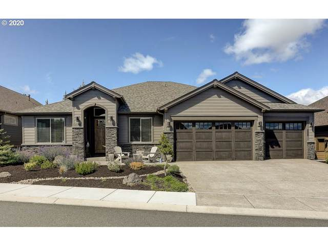 2520 NW Majestic Ridge Dr, Bend, OR 97703 (MLS #20224502) :: Townsend Jarvis Group Real Estate