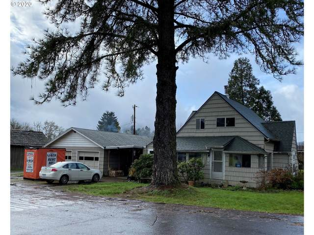 284 E Main St, Alsea, OR 97324 (MLS #20225241) :: McKillion Real Estate Group