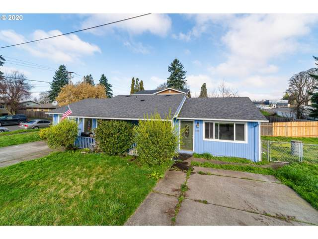 2401 Lincoln Ave, Vancouver, WA 98660 (MLS #20225298) :: Change Realty
