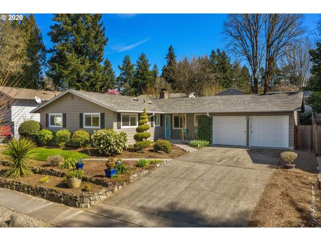 5950 SW Elm Ave, Beaverton, OR 97005 (MLS #20225426) :: McKillion Real Estate Group