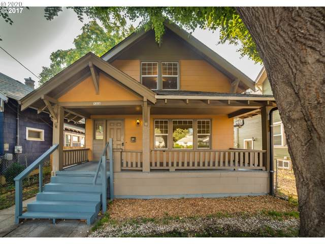5222 SE 17TH Ave, Portland, OR 97202 (MLS #20225902) :: Townsend Jarvis Group Real Estate