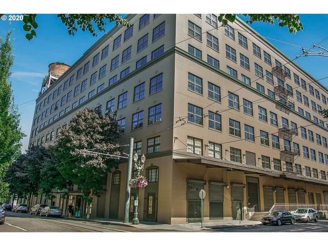 1420 NW Lovejoy St #622, Portland, OR 97209 (MLS #20226373) :: The Liu Group
