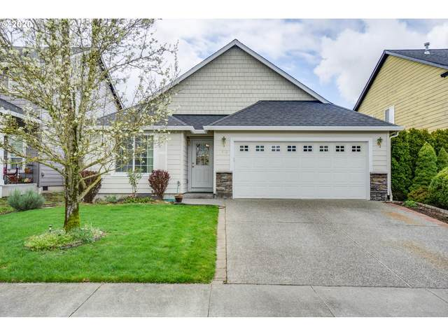 4100 NE 165TH Pl, Vancouver, WA 98682 (MLS #20226422) :: Next Home Realty Connection