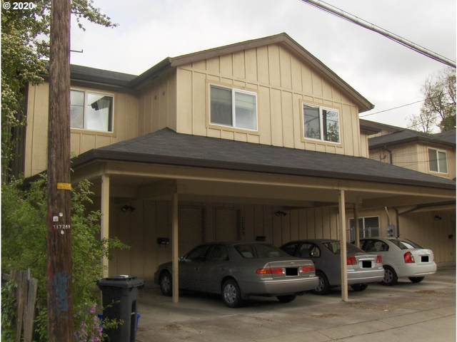 1721 Mill Aly, Eugene, OR 97401 (MLS #20226554) :: Song Real Estate