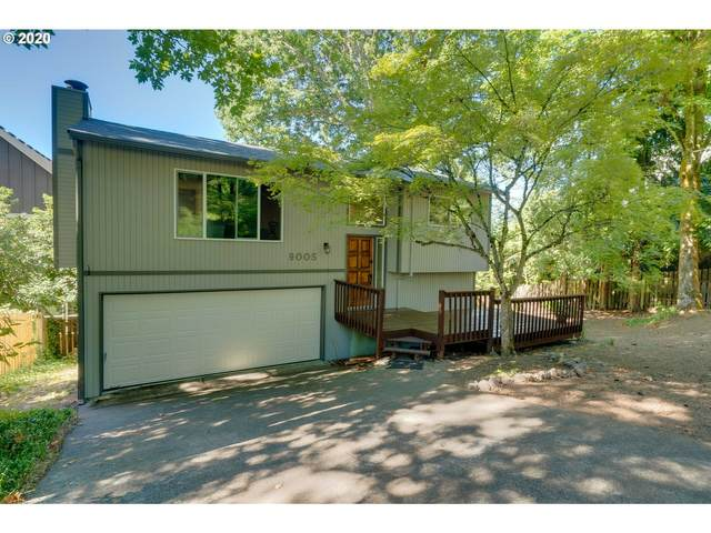 9005 SW Terwilliger Blvd, Portland, OR 97219 (MLS #20226736) :: Change Realty
