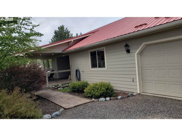707 N Russell St, Joseph, OR 97846 (MLS #20226782) :: McKillion Real Estate Group