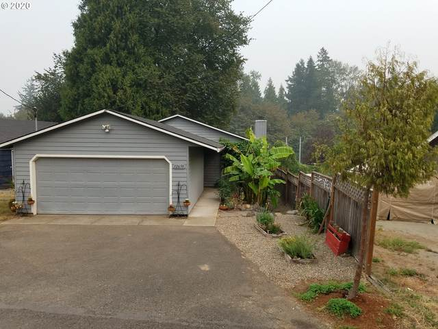 12650 SE 27TH Ave, Milwaukie, OR 97222 (MLS #20227687) :: The Liu Group