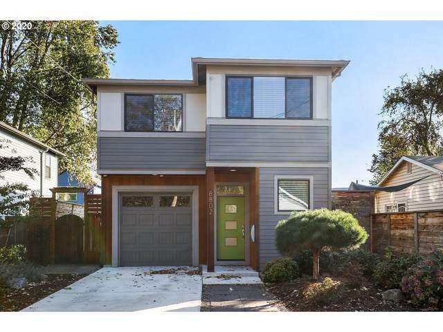 8802 N Hamlin Ave, Portland, OR 97217 (MLS #20227694) :: Change Realty