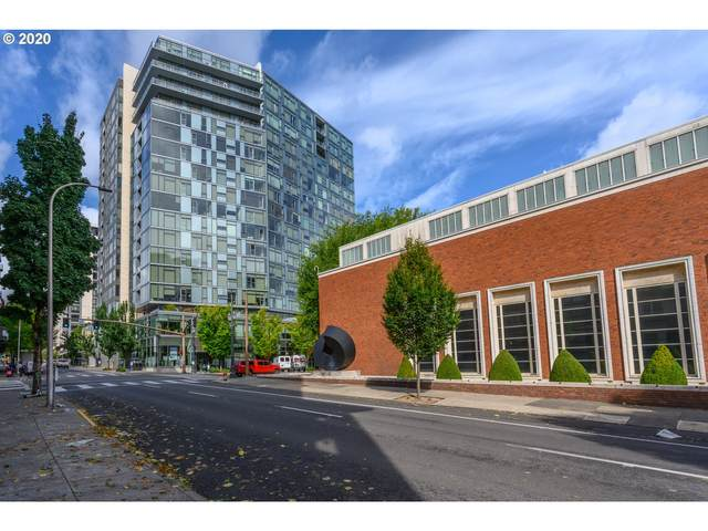 1221 SW 10TH Ave #1204, Portland, OR 97205 (MLS #20227704) :: Premiere Property Group LLC
