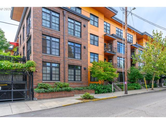 2350 NW Savier St #118, Portland, OR 97210 (MLS #20228238) :: The Liu Group
