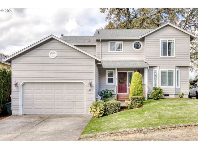 4581 SE Whipple Ave, Milwaukie, OR 97267 (MLS #20228793) :: Fox Real Estate Group