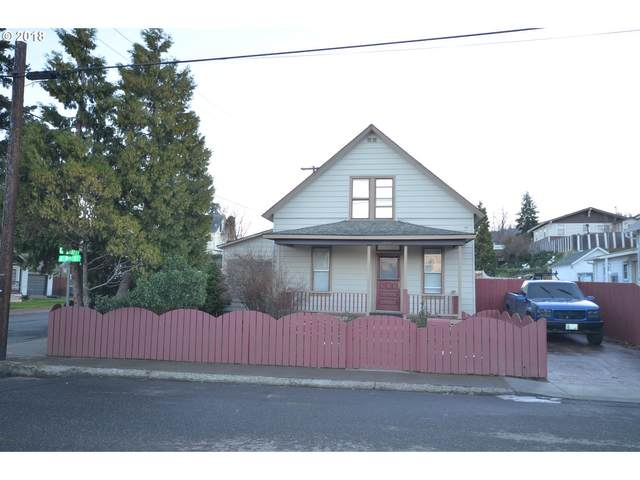 1022 E 9TH St, The Dalles, OR 97058 (MLS #20228898) :: Holdhusen Real Estate Group