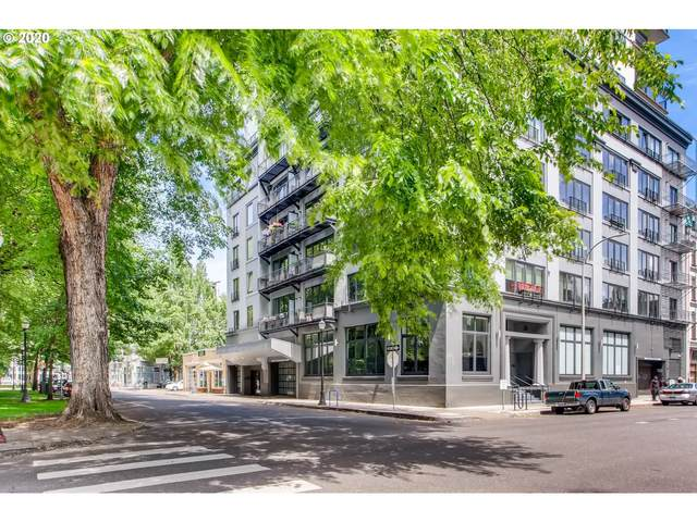 300 NW 8TH Ave #806, Portland, OR 97209 (MLS #20229330) :: Song Real Estate