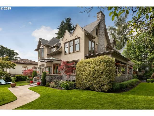 2043 NE Tillamook St, Portland, OR 97212 (MLS #20231250) :: Townsend Jarvis Group Real Estate