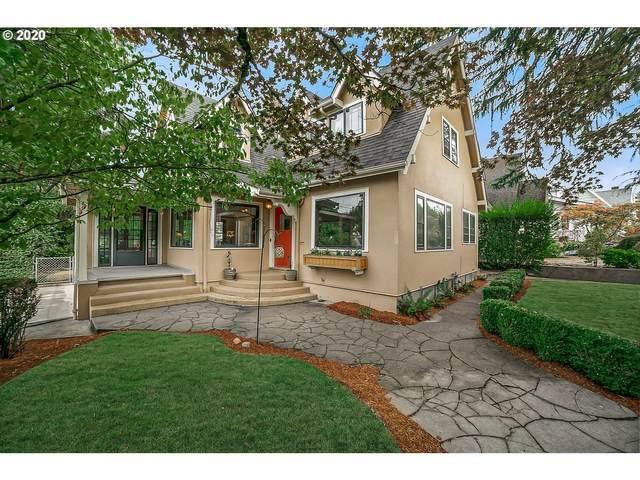 503 NE Laddington Ct, Portland, OR 97232 (MLS #20231653) :: Fox Real Estate Group