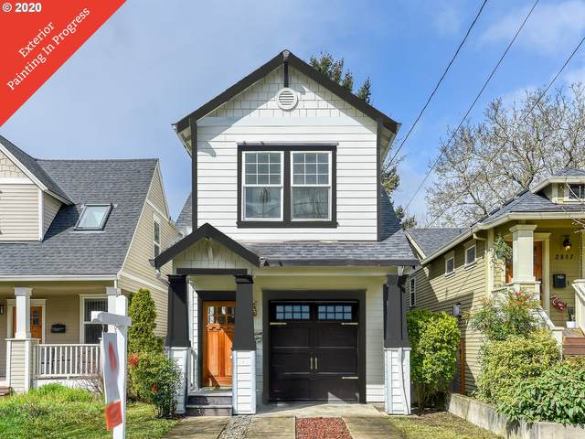 2521 N Winchell St, Portland, OR 97217 (MLS #20231892) :: Holdhusen Real Estate Group