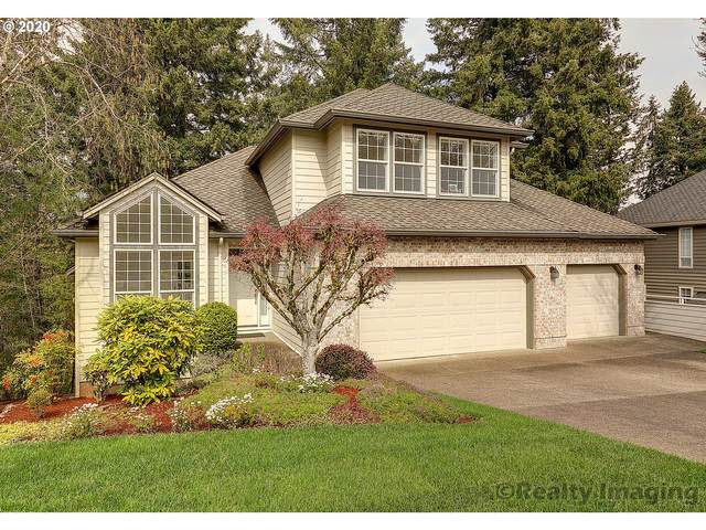 16055 SW Falcon Dr, Beaverton, OR 97007 (MLS #20231909) :: Lucido Global Portland Vancouver