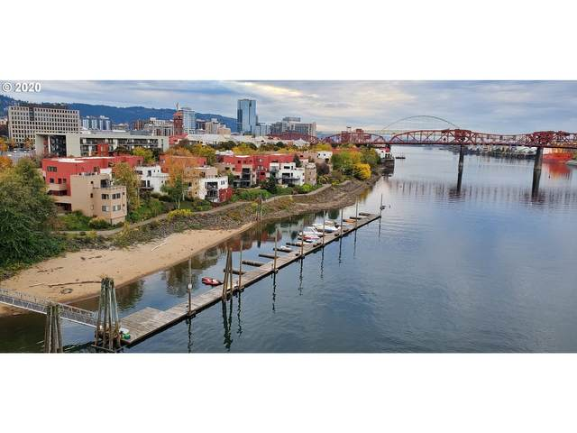 930 NW Naito Pkwy NW K4, Portland, OR 97209 (MLS #20232217) :: Lux Properties