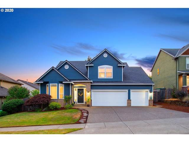 9263 SE Denali Dr, Happy Valley, OR 97086 (MLS #20232255) :: The Galand Haas Real Estate Team