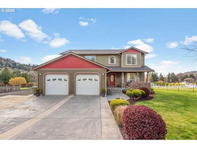 127 Spencer Creek Rd, Kalama, WA 98625 (MLS #20232774) :: Holdhusen Real Estate Group
