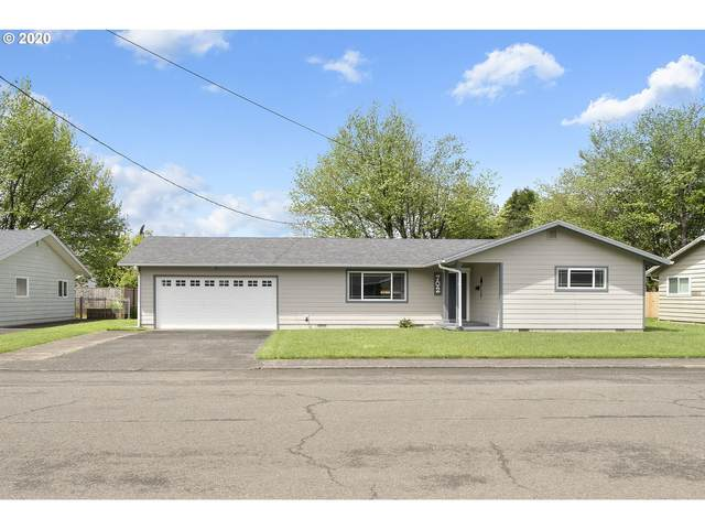702 Cedar Ave, Tillamook, OR 97141 (MLS #20232796) :: Townsend Jarvis Group Real Estate
