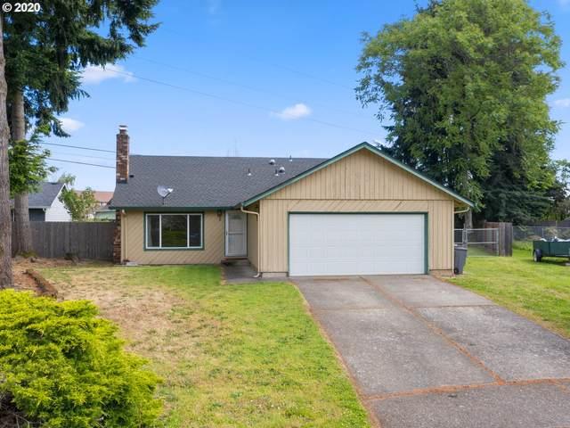 1001 SE 144TH Ct, Vancouver, WA 98683 (MLS #20233275) :: Cano Real Estate