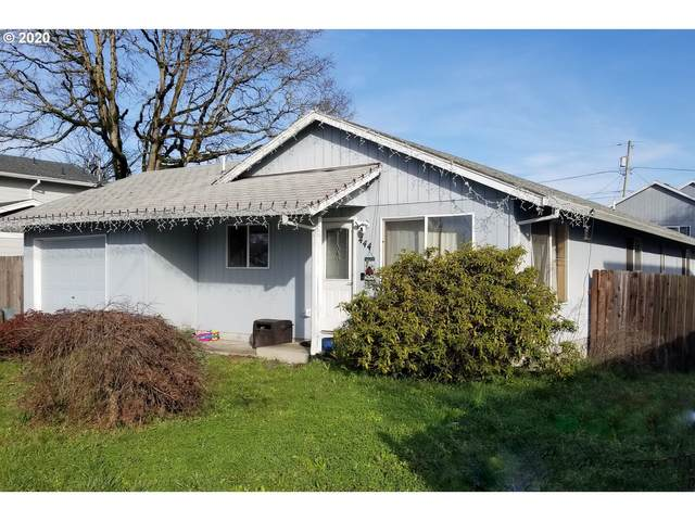 444 S 9TH St, St. Helens, OR 97051 (MLS #20233465) :: Change Realty
